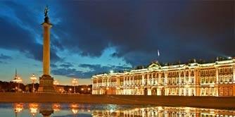 سفر به سرزمین تزارها، سن پترزبورگ