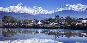 سفر مهیج تک نفره به نپال و هند
