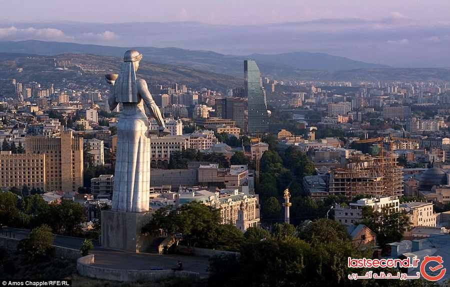 تصاویر دیدنی های کشور گرجستان