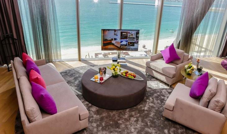 هتل رکسوس پریمیوم دبی 