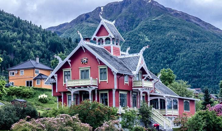 بالستراند ، روستای مخفی در نروژ