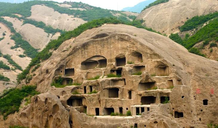 مردمانی که زندگی در غار را ترجیح داده اند