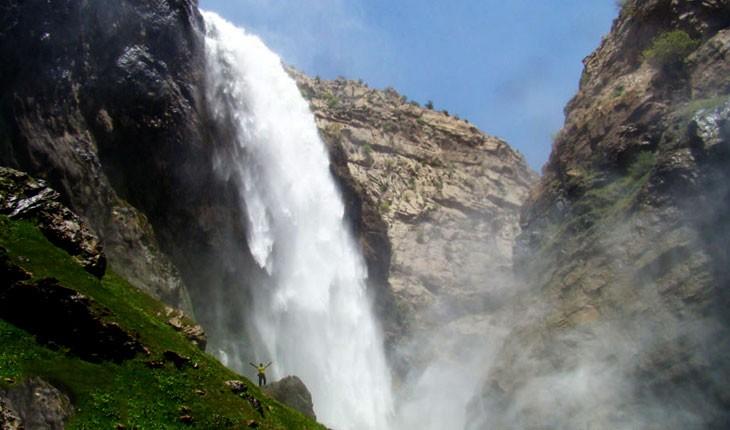 آبشار چهار محال کشف تازه طبیعت