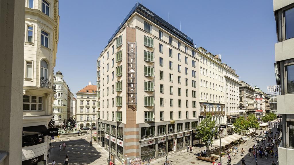 هتل آستریا ترند اروپا وین