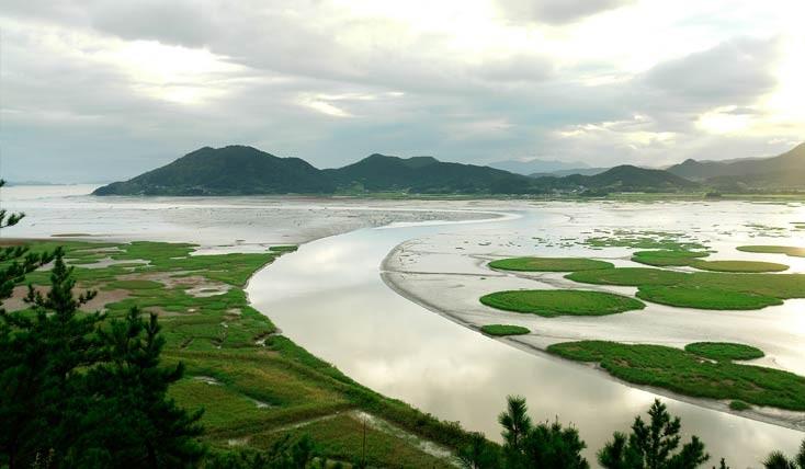 زیباترین شهرهای ساحلی کره جنوبی