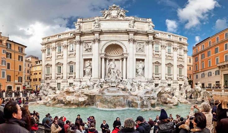 بایدها و نبایدهای گردشگران در رم