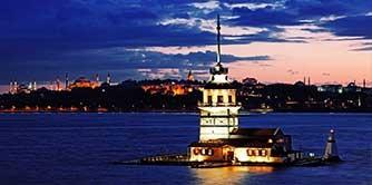 سفرنامه و آدرس نامه  استانبول به همراه تفریحات آبی
