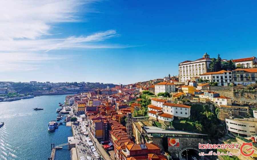 10 بندر زیبا و دیدنی در اروپا 