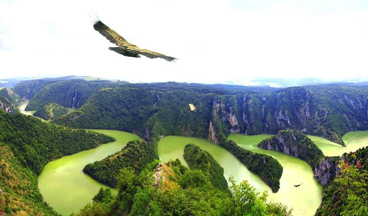 7 جاذبه طبیعی دیدنی در صربستان 