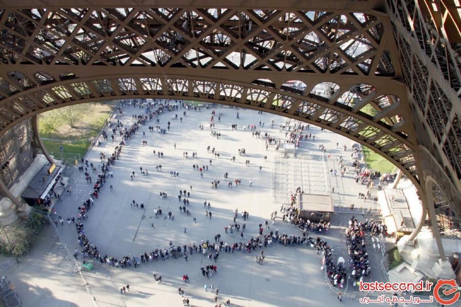 چه کارهایی در پاریس انجام ندهیم ؟