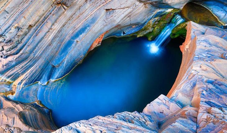 پارک ملی کاریجینی ، سرزمین عجایب در استرالیا 