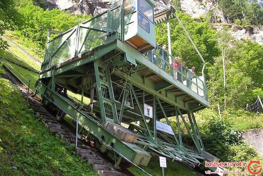 با این خانه ی متحرک به بالای کوه ها صعود کنید!
