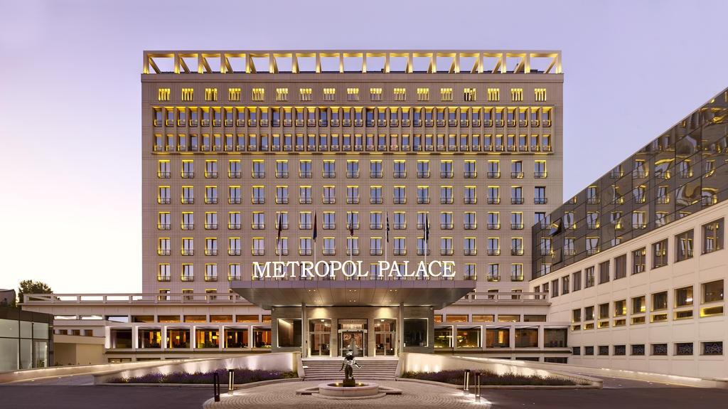 هتل متروپل پالاس، لاکچری کالکشن هتل