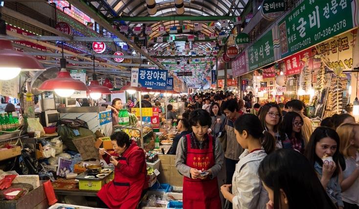 جذاب ترین بازارهای سئول