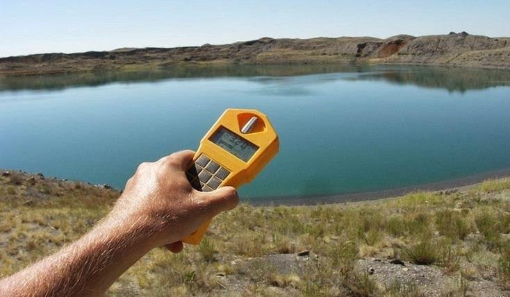 دریاچه ای که مملو از آب های رادیواکتیو است!