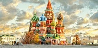 از نقطه صفر مسکو تا شب های سفید سن پطرزبورگ