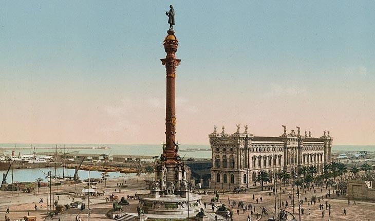 سفر در زمان : کاتالونیا را در اوایل قرن بیستم ببینید 