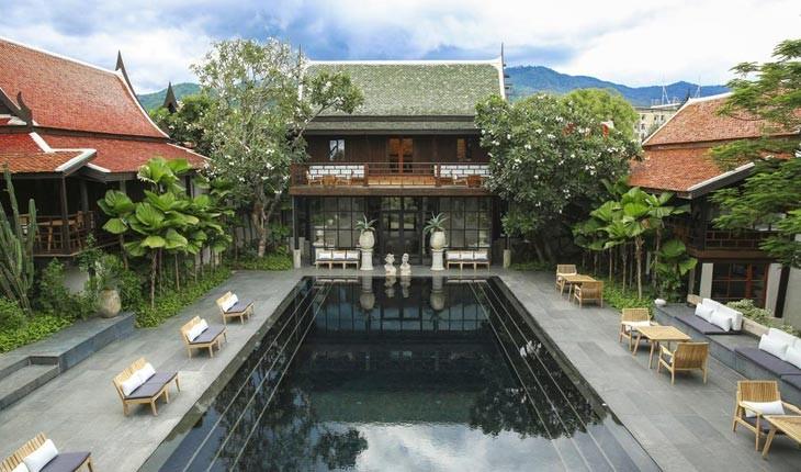 ویلا ماهابهیروم – ویلای لذت و شادی در چیانگ مای 