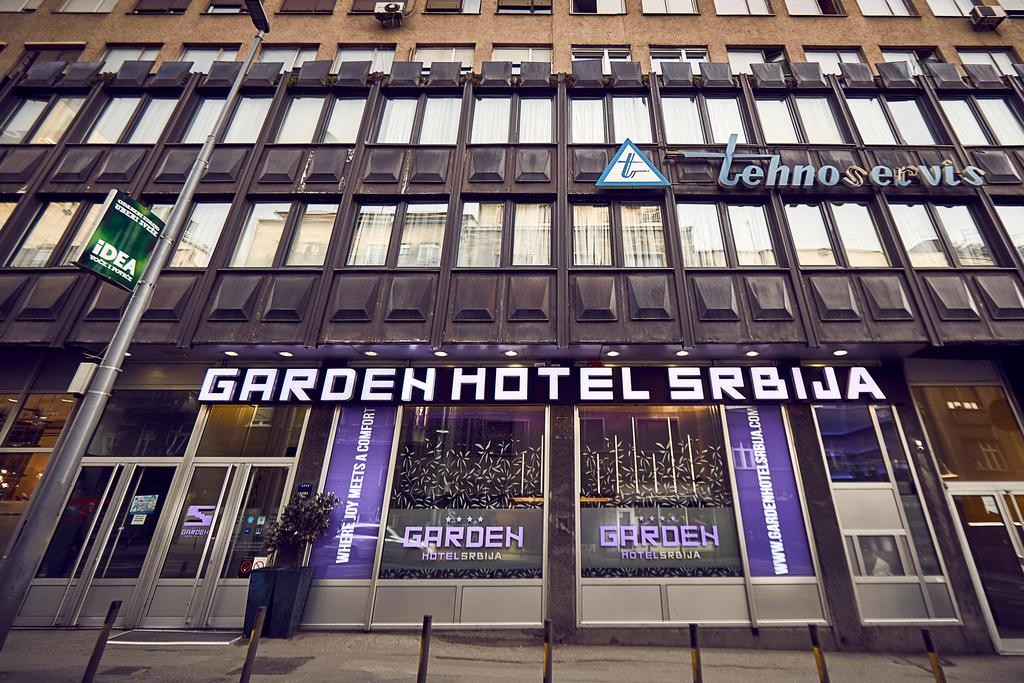 هتل صربیا گاردن اکس گارنی