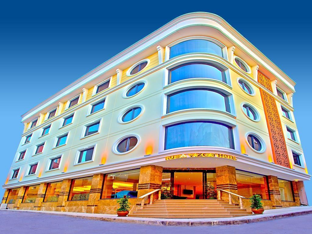 هتل ویزون