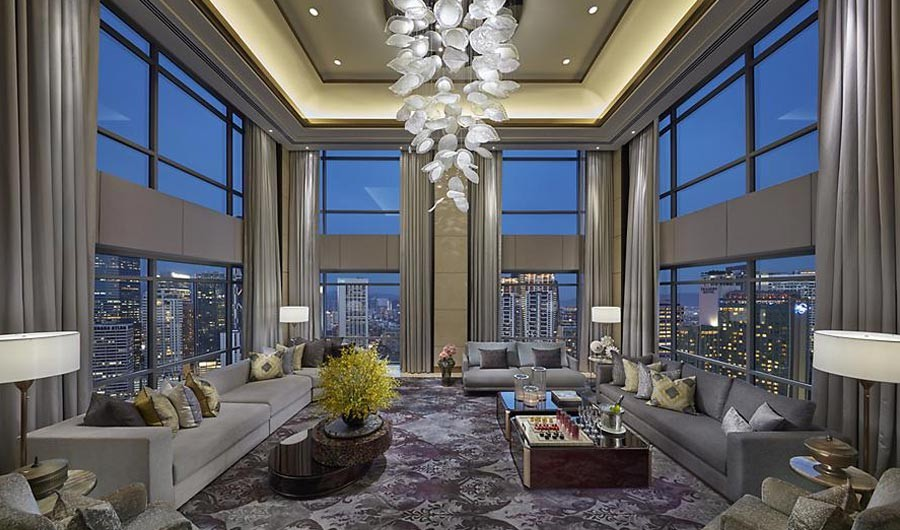هتل ماندرین اورینتال ، برترین هتل مالزی در سال 2017 