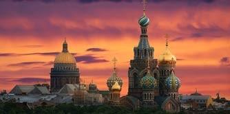 سفری متفاوت به روسیه با پترزبورگ کارت