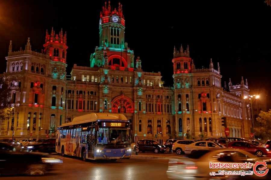 10 میدان زیبا و دیدنی در مادرید 