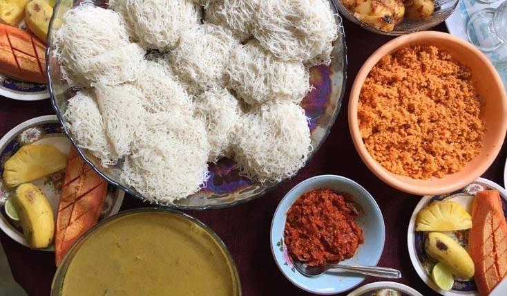 چرا صبحانه های سریلانکا، بهترین غذاهای زمین هستند؟!