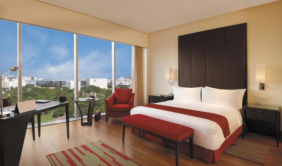 تریدنت ، برترین هتل هندوستان در سال 2017