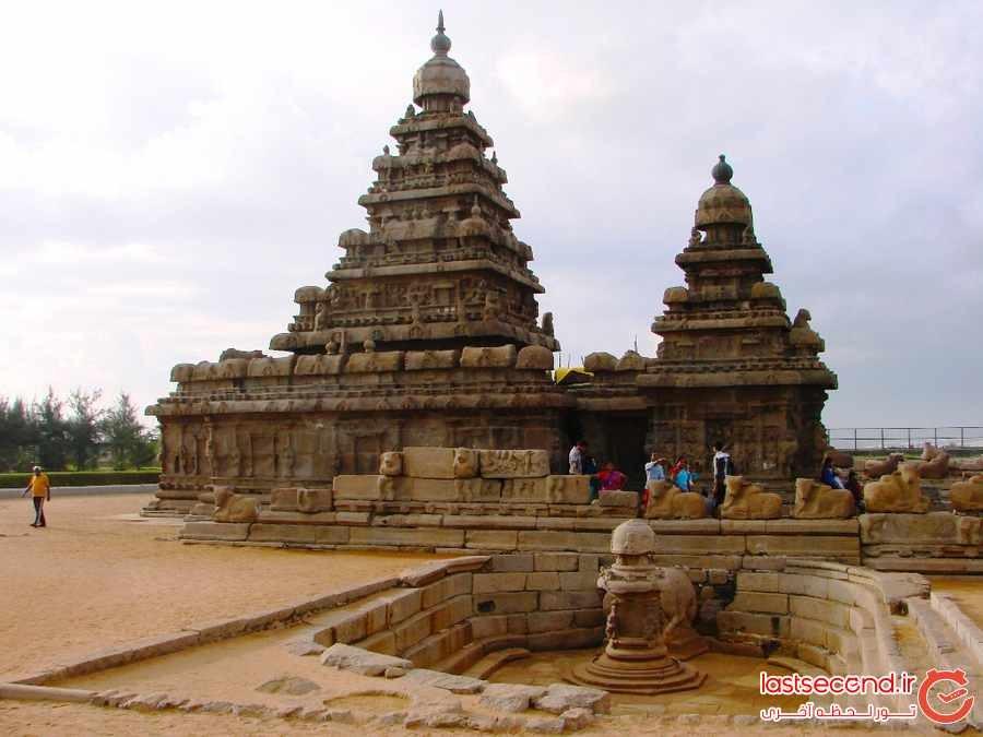 10 معبد مشهور و دیدنی در هند 