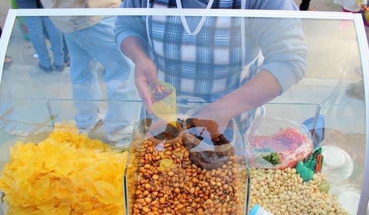 هیجان انگیزترین غذاهای خیابانی اکوادور
