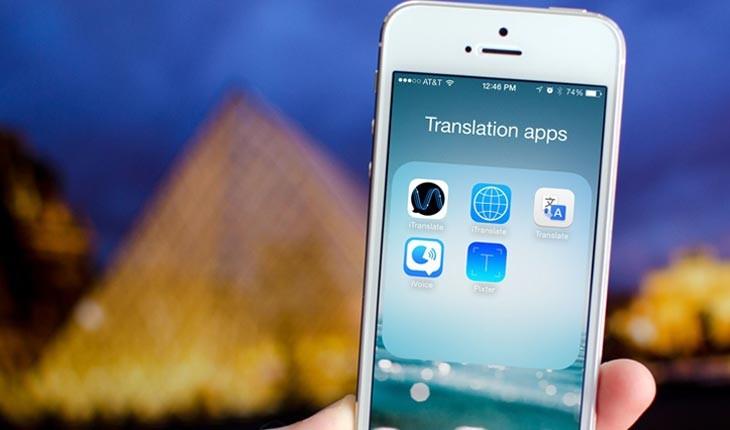 برترین اپلیکیشن های مترجم در سفر