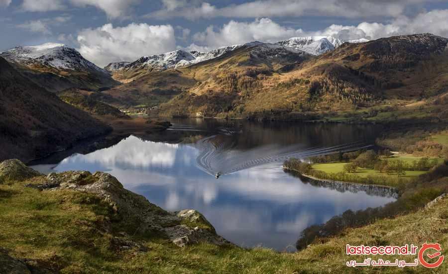 مناظر زیبا و خارق العاده بریتانیا 