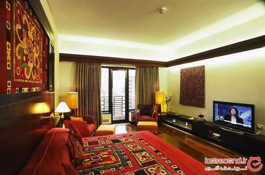 هتل کابل سرنا ، لوکس ترین هتل افغانستان