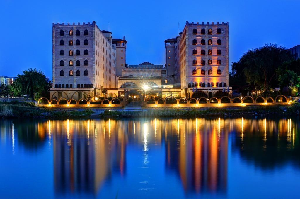 هتل سوهان کاپادوکیا و اسپا
