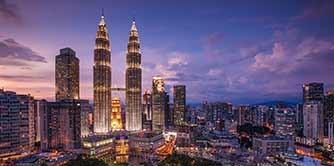 مالزی، مقصدی رویائی برای ساکنان کویر