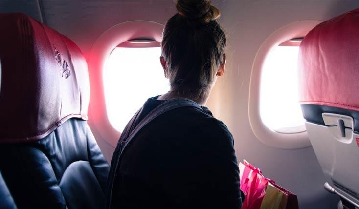 صندلی مخصوص بانوان در هواپیما!
