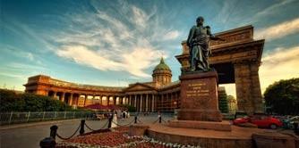 13 روز سفر به سرزمین روس ها - قسمت اول سنت پترزبورگ