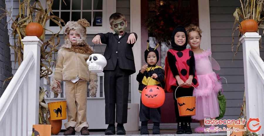 هالووین ، جشن ارواح 