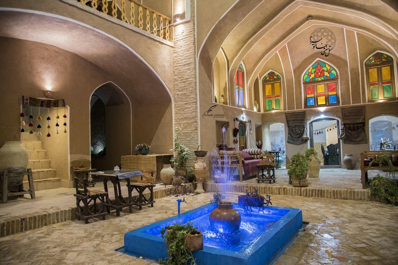هتل سنتی خالو میرزا عقدا