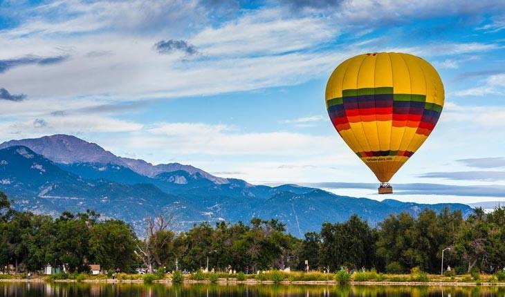 12 جشنواره  خارق العاده  بالون سواری در سراسر جهان