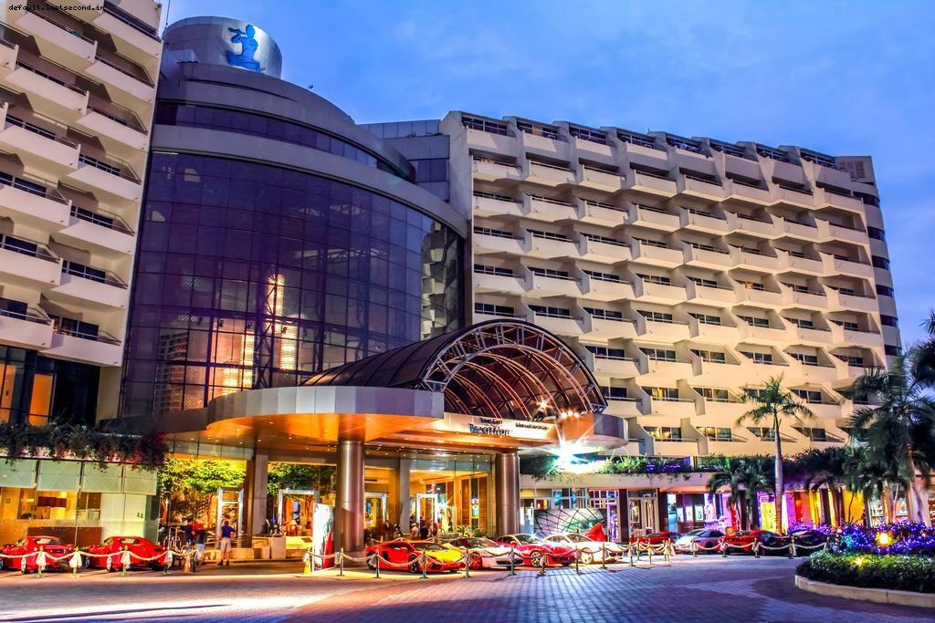 هتل رویال کلیف بیچ