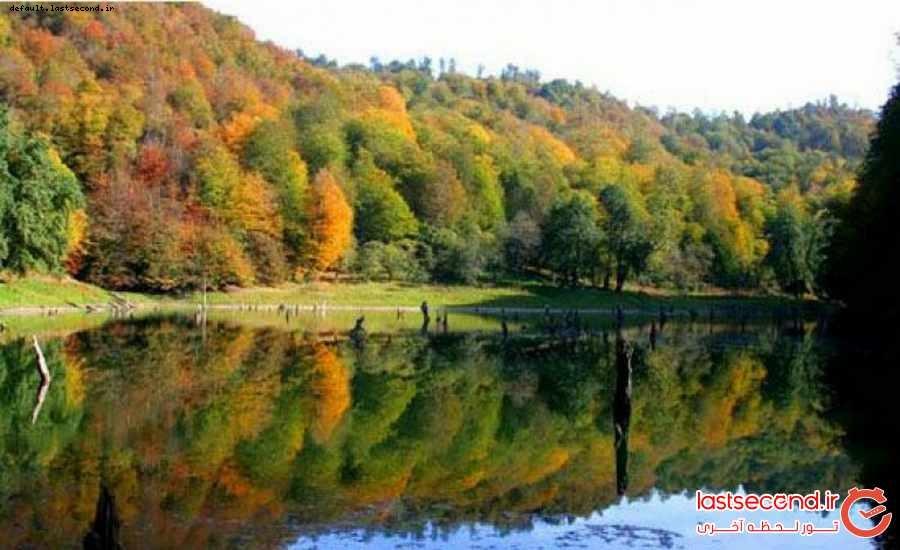 دریاچه چورت گمشده ای آسمانی بر روی زمین