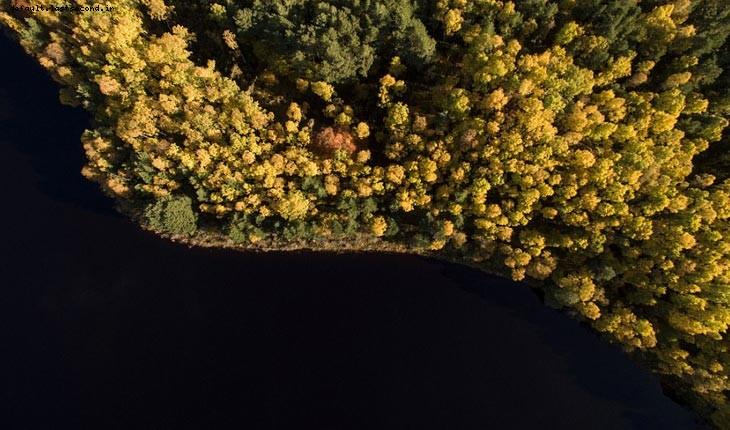 پاییز زیبا و خارق العاده اسکاتلند را در این تصاویر ببینید 