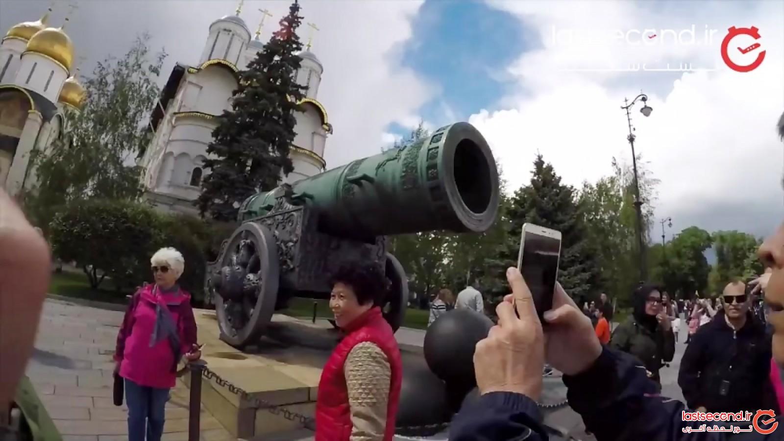 ویدئویی که نظر شما را نسبت به مسکو تغییر خواهد داد