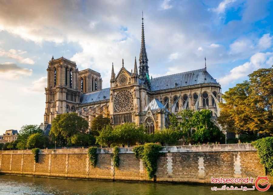 رازهایی که در قلب خیابان های پاریس نهفته است 