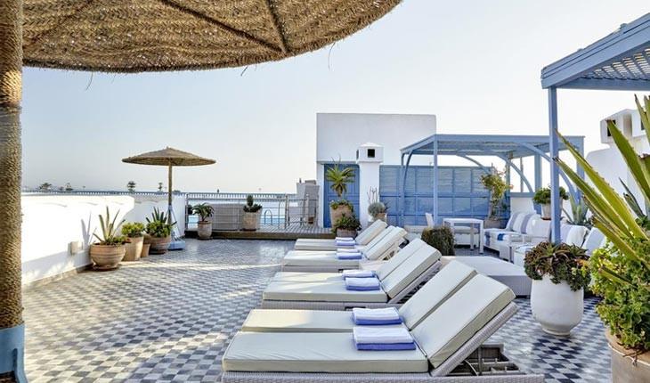 هتل هور بلو پالاس ، تعطیلاتی آرام در صویره مراکش