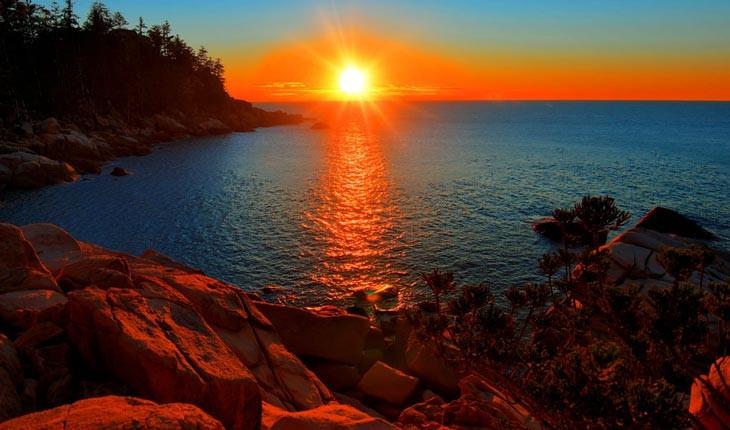 10 جزیره زیبا و دیدنی در استرالیا 