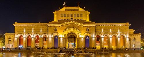 معرفی جاذبه های گردشگری ارمنستان (ایروان)