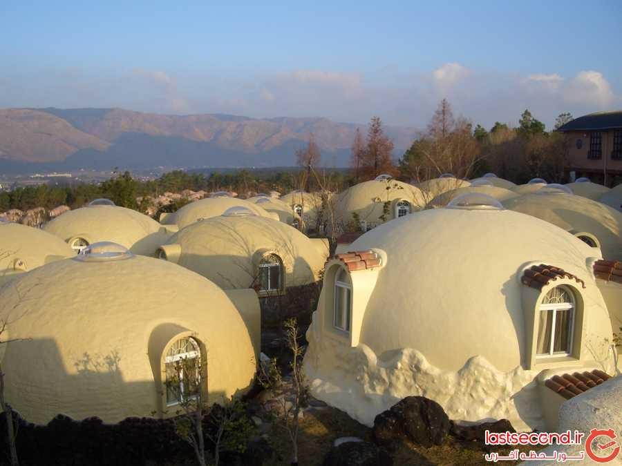 ژاپن، خانه های ضد زلزله می سازد!